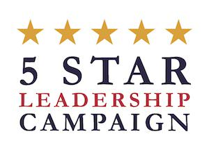 5 Star Leadership Campaign