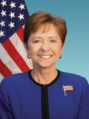 U.S. Rep. Sue Myrick :